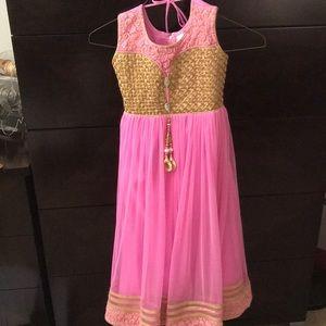 Beautiful too k Indian girls anarkali gown